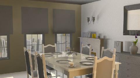 october skyyyyyyyyyyyyy - Dining Room  - by jdillon