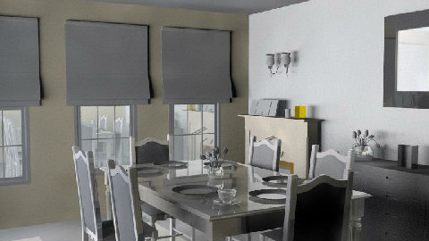 october skyyyyyyyyyyyyx - Dining Room  - by jdillon