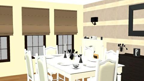 october skyyyyyyyyyyyyxx - Dining Room  - by jdillon