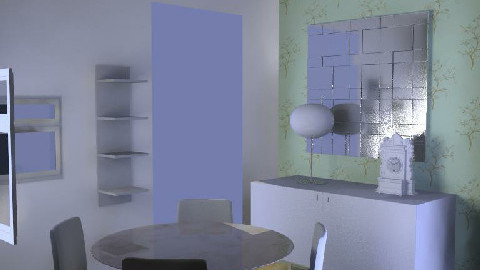 Breakfast Room - Dining Room  - by happybunny
