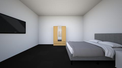 teth - Bedroom  - by conani