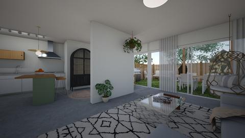 Lital living room 56 - Living room  - by erlichroni