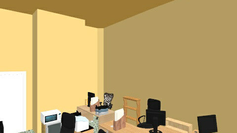 room44 declan plan - Eclectic - Office  - by Declan Walsh