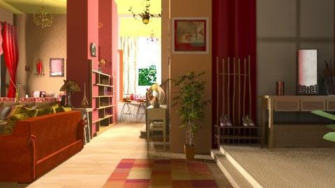 Minimal Life - Minimal - Living room  - by oliricescarraman