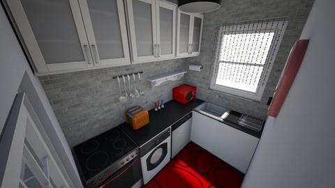 mutfak 1 - Kitchen  - by filozof