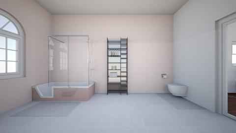 Bella room  - Bathroom  - by Mendenhall84