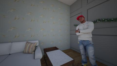 living room - Bathroom  - by andrianpapath