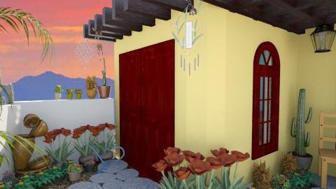 I <3 Tucson  - Garden - by lysha