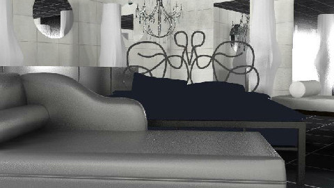 Modern BR - Modern - Bedroom  - by AgathaP