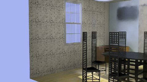 Dining 1 - Dining Room  - by Nicky Wilden
