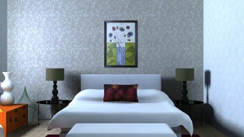 Classic & Elegant Bedroom - Classic - Bedroom  - by 3rdfloor