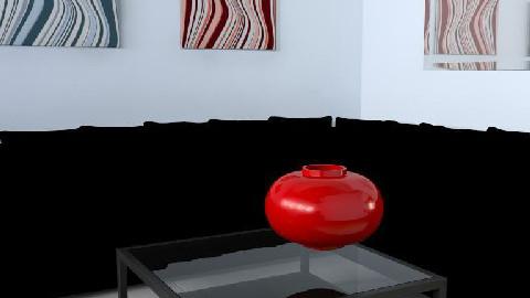 ROOM - Dining Room  - by weronika