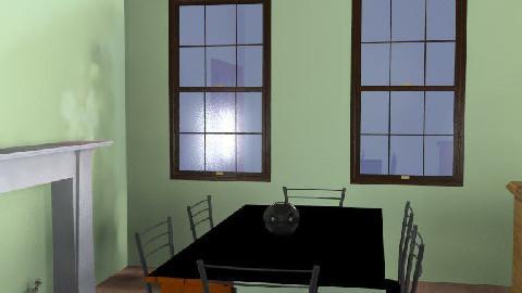 dine - Dining Room  - by goodjennifer123