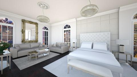 Luxury Bedroom - Bedroom - by Ana Mercedes