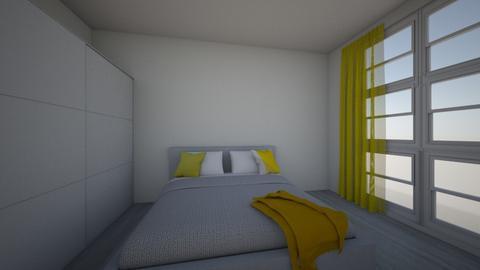 Bedroom - Modern - Bedroom  - by stellamargeticccc