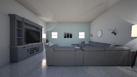 Kaylees room number 2  - Living room  - by Kaylee1217
