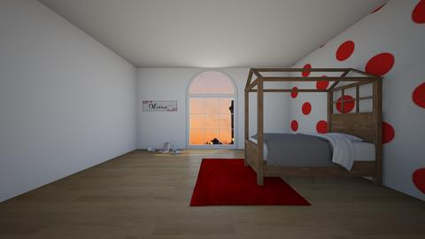 Fairytale bedroom_artsy - Kids room  - by artsy_naturelover