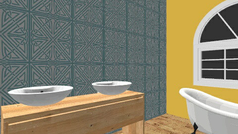 Emer Clara and Mattea  - Eclectic - Bathroom  - by mattea
