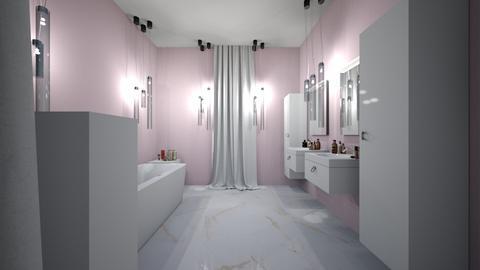 Shabby Chic Bathroom - Bathroom - by AJLoveDesigns