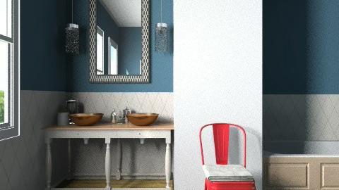 Bath for Molly - Classic - Bathroom  - by 3rdfloor