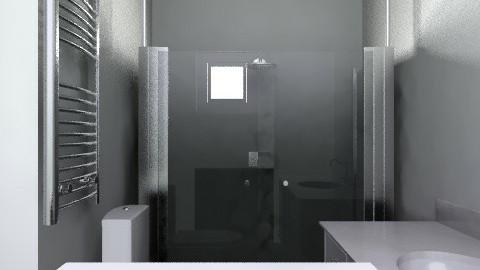 Alikaridis Filaretos - Minimal - Bathroom - by falikaridis