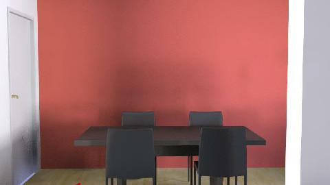 Salon Villeurbanne  - Dining Room  - by solar01