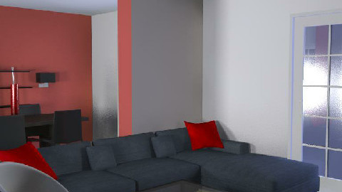 Salon Villeurbanne 4 - Dining Room  - by solar01