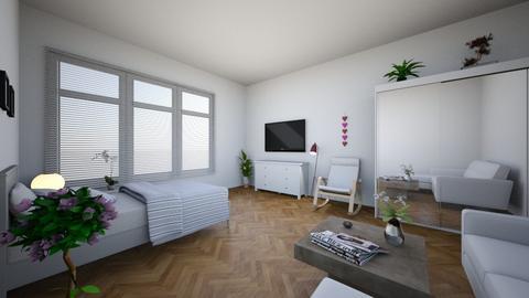 Pure - Modern - Bedroom  - by Twerka
