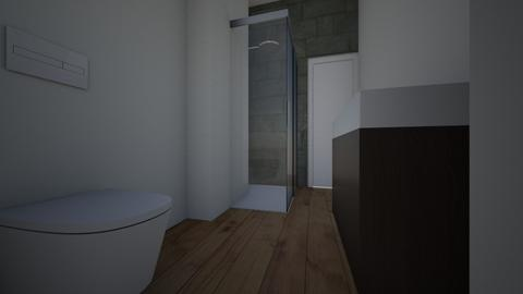 bagno 2 - Bathroom  - by eabrigo