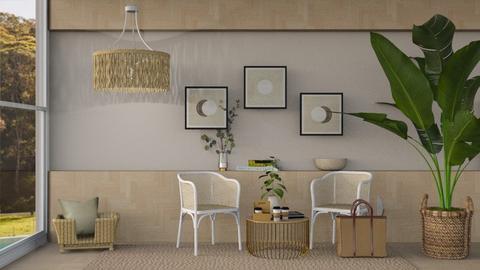 minimalistic  - by C O Z Z A B