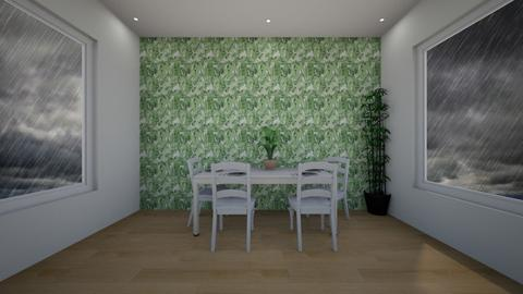 the dining table - by IESdesign
