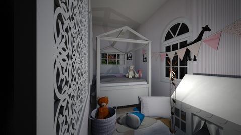 ipnzp - Kids room - by Pauuu UwU