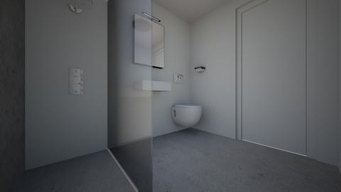 sarah alcock - Bathroom  - by stanleyharvey