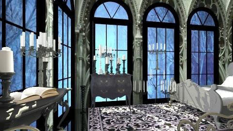 Dark Elf Room - by dracul_a