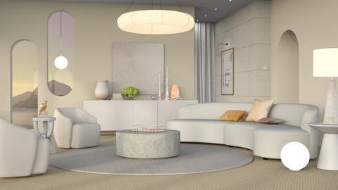 Soy Milk  - Living room  - by dominicjames
