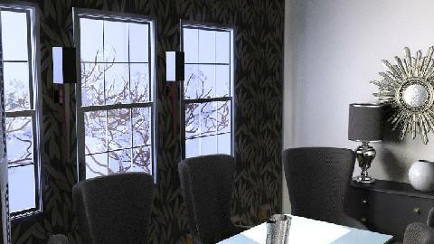 dining room - Dining Room  - by Vickijacka