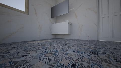 Vannituba - Bathroom  - by katlinkl
