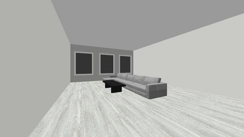 Obaidi - Living room  - by lizaobaidi