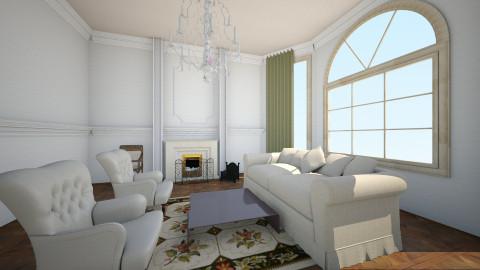 colonial - Living room  - by marindekica22