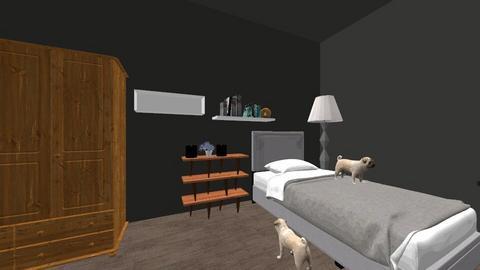tinays room  - Bedroom  - by HAJIEEE