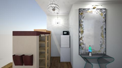 master retrat - Bedroom  - by Jetroomstyler