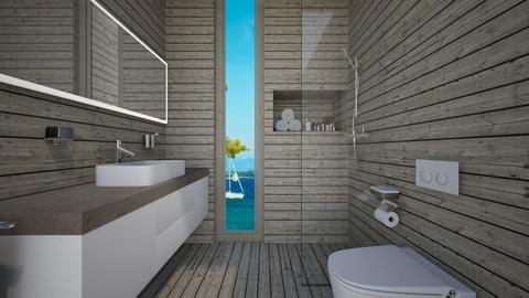 Casa176Bathroom - Rustic - Bathroom - by nickynunes