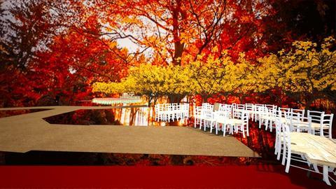 Park in autumn - Garden  - by Agamanta