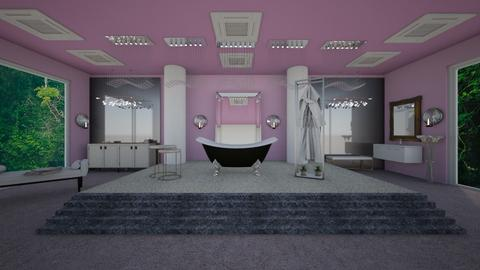 LBs - Vintage - Bathroom - by Saj Trinaest