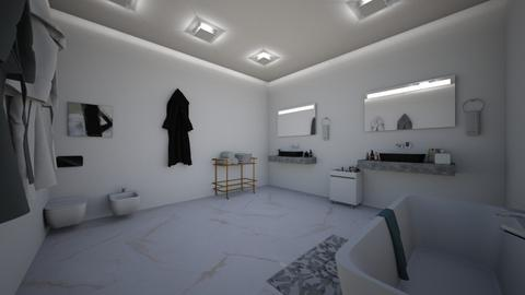 Bathroom - Modern - Bathroom - by EllaBob123