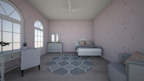 Spoiled Bedroom - Kids room - by belaa