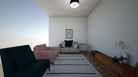 NETA SALON - Living room  - by netafranko