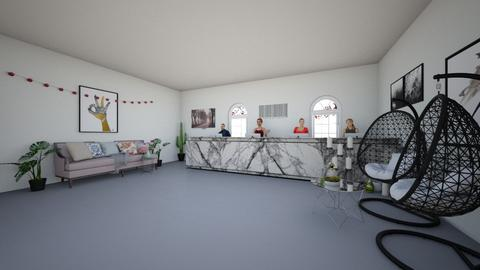Modern Playful Office - Modern - Office - by axnx_8_