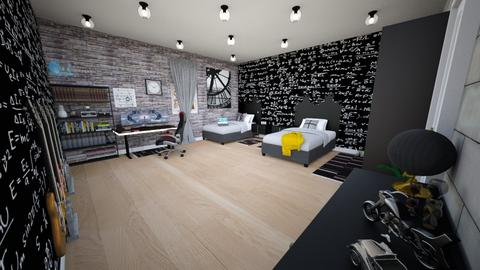 family home 215 - Modern - Kids room  - by Stavroula Chatzina