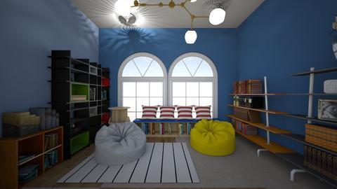 library  - by _friedmomo_